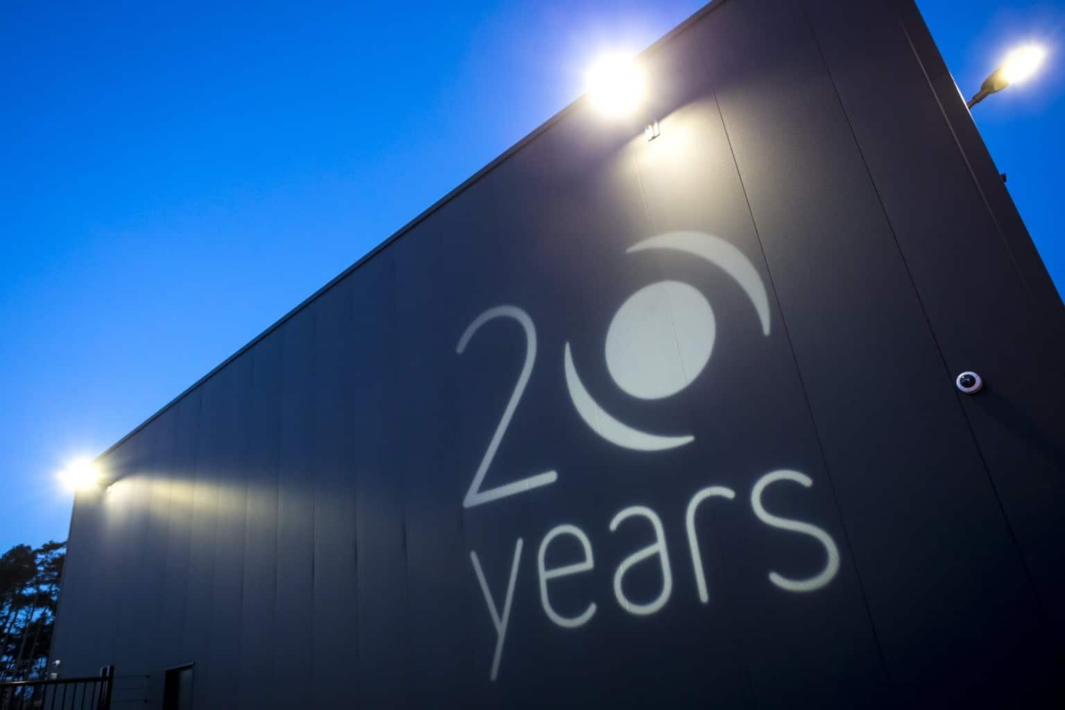 So Event organise les 20 ans d'Unisensor. Au programme : 3 jours d'événement