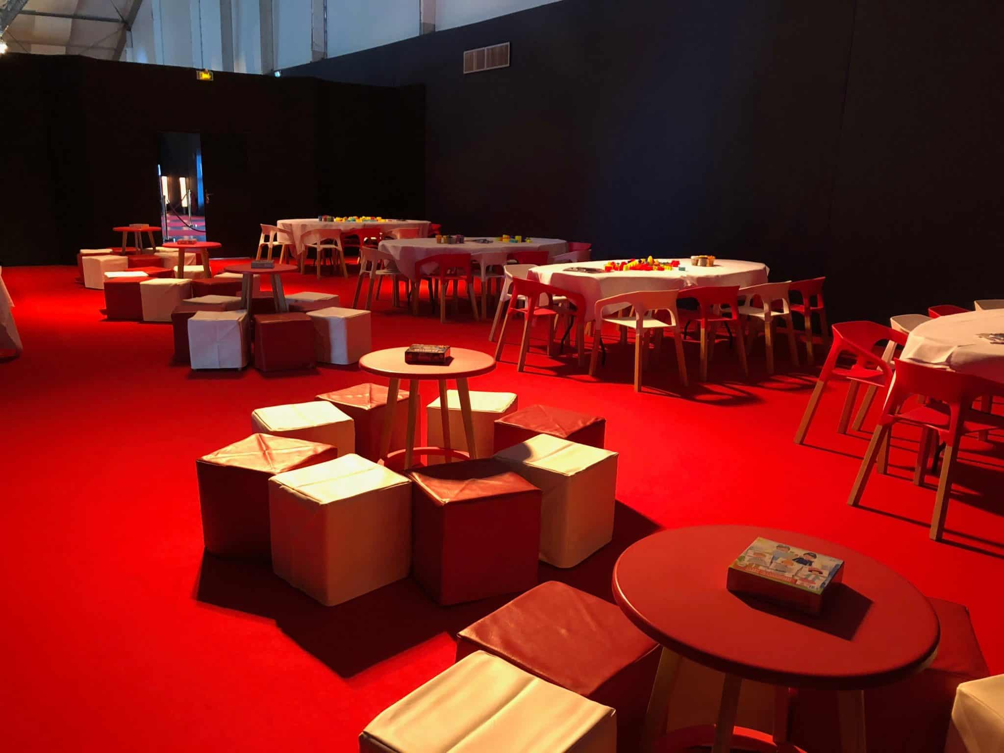Gala corporate organisé à Disneyland Paris par So Event