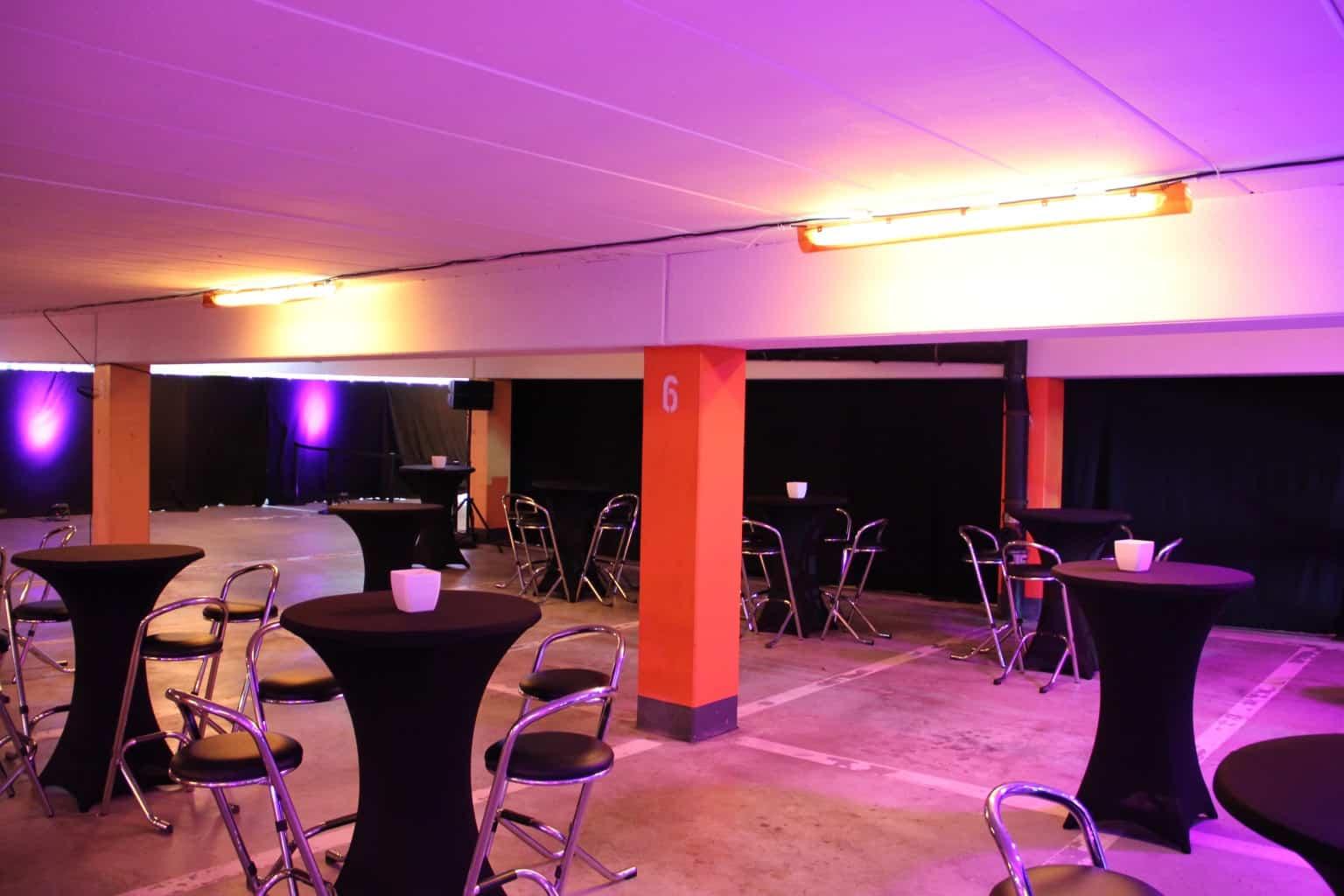 Fête du personnel du CHR de Liège organisée par So Event