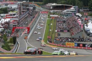 Exclusive package proposé par So Event pour les 24H de Spa