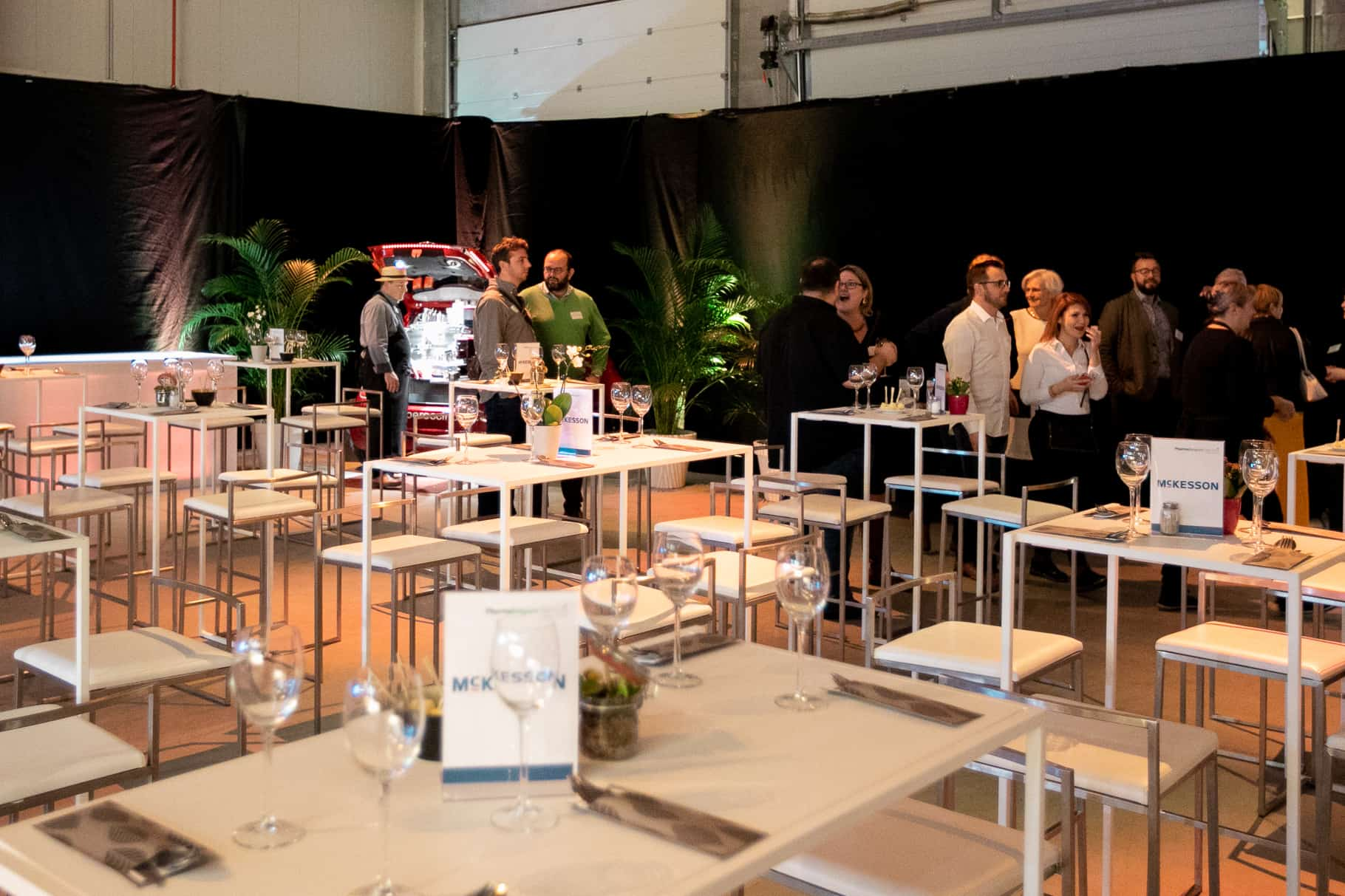 Event pharma belgium organisé par So Event